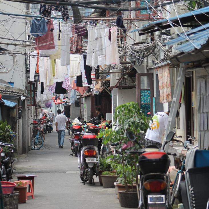 shanghai sidestreet